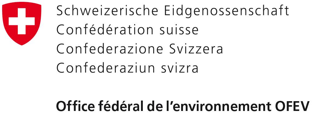 Office fédéral de l'environnement (OFEV)